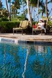 Oahu, Havaí Foto de Stock Royalty Free
