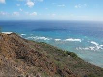 Oahu, Hawaï Images libres de droits