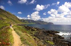 Oahu (Hawaii) Lizenzfreies Stockbild