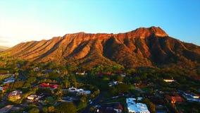 Oahu Hawaii, USA arkivfilmer