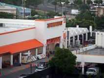 Oahu Home Depot Arkivfoton