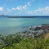 Oahu life Stock Photo