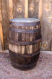 Oak barrel Royalty Free Stock Image