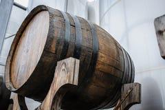 Oak barrel Stock Photos