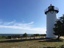 Oak Bluffs Lighthouse, Marthas Vineyard Stock Photos