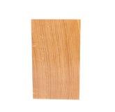 A oak board Royalty Free Stock Photo