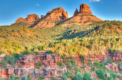 Oak Creek Canyon Stock Photos
