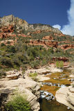 Oak Creek Canyon near Sedona, Arizona Stock Images