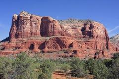 Oak Creek Canyon in Sedona Arizona Royalty Free Stock Photo
