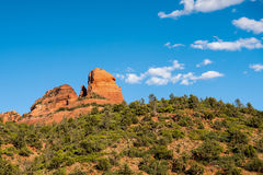 Oak Creek Canyon, Sedona Royalty Free Stock Images