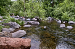 Oak Creek, Sedona, Arizona Stock Photos