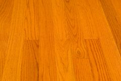 Oak Hardwood Floor Stock Photo