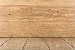 Oak hardwood flooring . Royalty Free Stock Image
