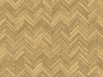 Oak herringbone parquet texture Royalty Free Stock Image
