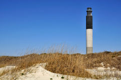 Oak Island Lighthouse Horizontal Stock Photos