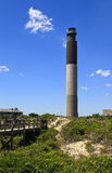 Oak Island Lighthouse Stock Images