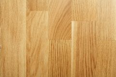 Oak parquet Stock Image