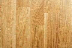 Oak parquet. Flooring in closeup Stock Image