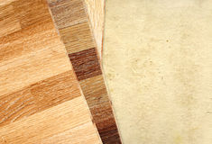 Oak parquet Royalty Free Stock Photos