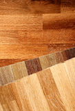 Oak parquet Royalty Free Stock Image