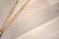 Oak parquet Royalty Free Stock Photography