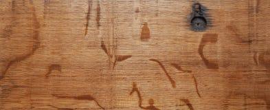 Oak plank 1 Stock Photography