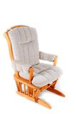 Oak Rocking Chair Stock Photography