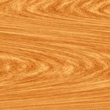 Oak texture. Realistic and seamless light wood texture Royalty Free Stock Photos