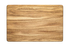 Oak tree cutting board Stock Images
