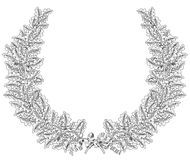 Free Oak Wreath Royalty Free Stock Photos - 13230228