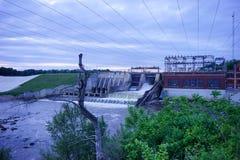 Oakdale Dam Royalty Free Stock Image