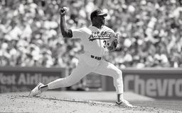 Oakland Athletics Ace, Dave Stewart Stockfotos
