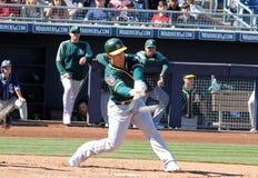 Oakland Athletics-Teig Stockfoto