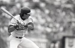 Oakland Athleticsslugger Jose Canseco royaltyfria foton
