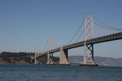 Oakland bay bridge. Royalty Free Stock Photography