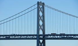 Oakland Bay Bridge Royalty Free Stock Image