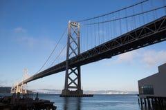 Oakland Bay Bridge in San Francisco Royalty Free Stock Images