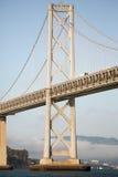 Oakland Bay Bridge in San Francisco Stock Photography