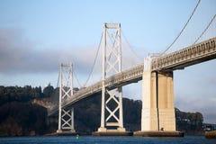 Oakland Bay Bridge in San Francisco Stock Photos