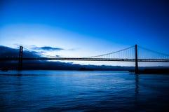 Oakland-Brücke Stockfotografie