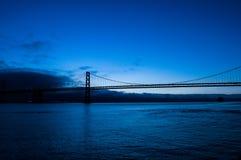 Oakland-Brücke Lizenzfreies Stockbild