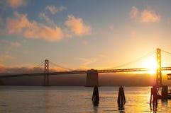 Oakland-Brücke Stockfoto