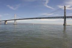 Oakland Bridge Royalty Free Stock Images