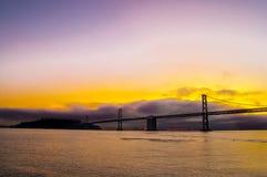 Oakland bro Arkivbild
