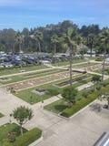 Oakland california mormon temple Stock Photography
