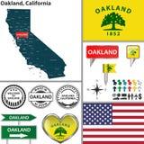 Oakland, California Stock Image
