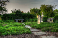 Oakland cmentarz Obraz Stock