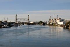 Oakland Estuary Royalty Free Stock Images