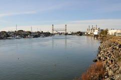 Oakland Estuary Stock Image