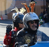 Oakland-Feiertags-Parade Stockfotografie